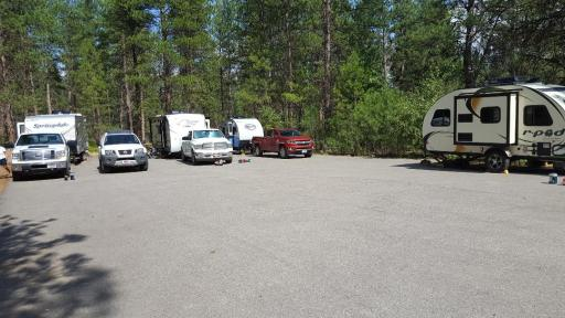 Larry Creek Campground